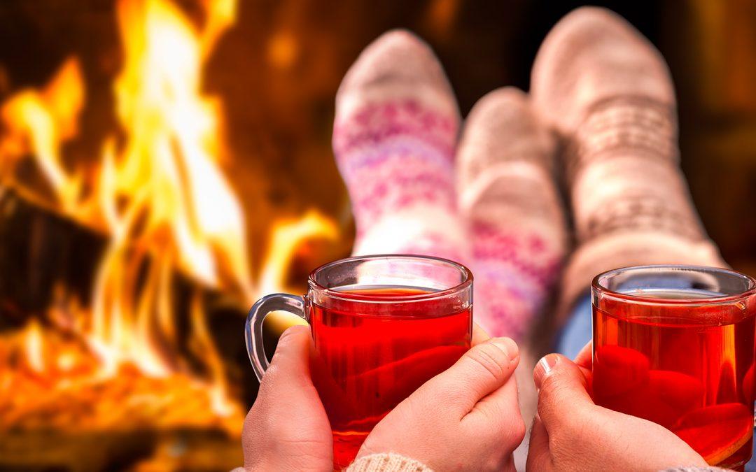 Pour passer un temps des Fêtes agréable et revenir du bon pied en janvier!